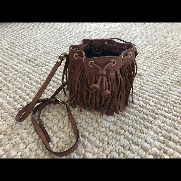 Rebecca Minkoff Handbags - Rebecca Minkoff Mini Fiona Bucket Crossbody Bag